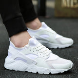 2017 Brand Shoes Man Designer Summer Autumn Male Shoes Tenis Masculino Krasovki White Shoes Breathable Casual Shoes High Quality - Icymen
