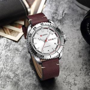 2018 Luxury Leather Watch - Icymen