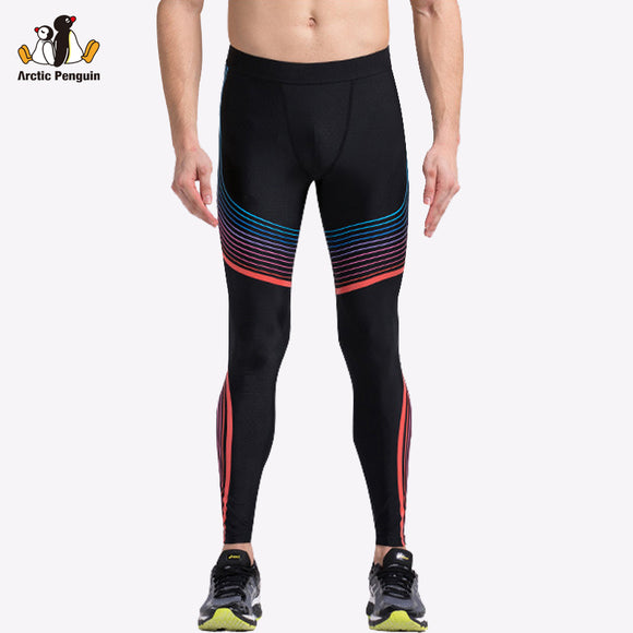 [AP] 2017 New Compression Sports Leggings Fitness Man Black Yoga Pants Women Sportswear For Fitness Running Bodybuilding Clothes