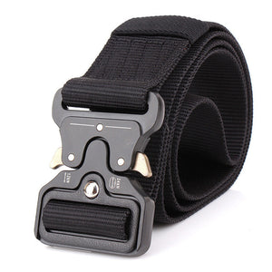 FRALU 2017 Hot Mens Tactical Belt Military Nylon Belt Outdoor multifunctional Training Belt High Quality Strap ceintures - Icymen