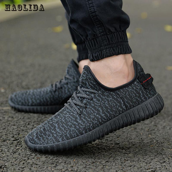 2017 New Men Summer Mesh Shoes Loafers lac-up Water shoes Walking lightweight Comfortable Breathable Men tenis feminino zapatos - Icymen