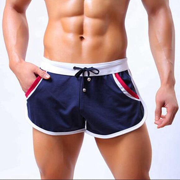 Yipihorse Summer Mens Brand Jogger Sporting Shorts Slimming Men Black Bodybuilding Short Pants Male Fitness Gyms Shorts workout