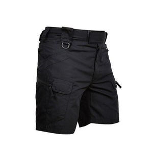 IX7 Tactical Cargo Shorts Men Casual SWAT Combat  Short Trousers Cotton Military Army Shorts - Icymen