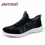 JINTOHO Big Size Summer Fashion Men Casual Shoes Luxury Brand Mesh Men Shoes Adult Male Shoes Summer Men Sneakers Zapatillas - Icymen