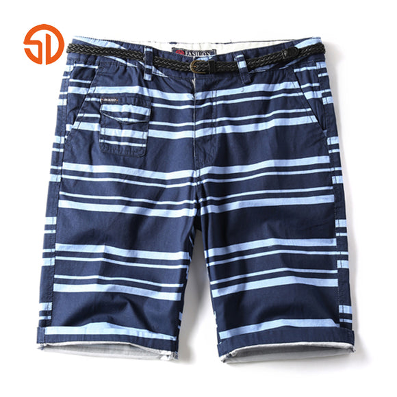 Cotton Shorts Bermuda Mens Fashion Summer Cargo Shorts Men Loose Tactical Short Pants Male Short No Belt - Icymen