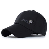 1piece Casual cotton Baseball cap Genuine men's sports snapback caps with letter shield logo outdoor fashion running hats - Icymen
