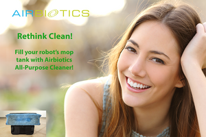Floor Scrubbing Robots Work Better with Airbiotics!