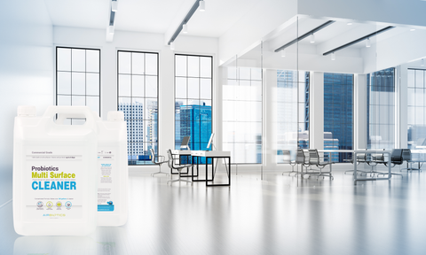 cleaning excellence in commercial and industrial settings