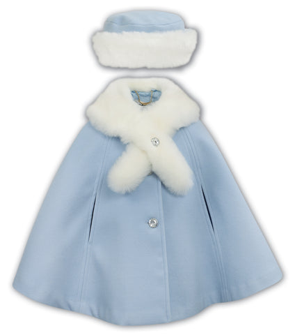 Sarah louise cape and hat 012200