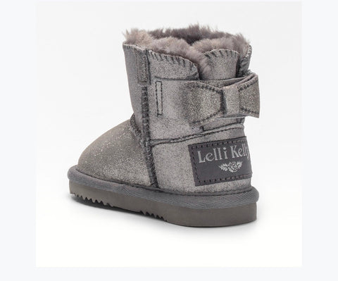 Lelli kelly now boots grey