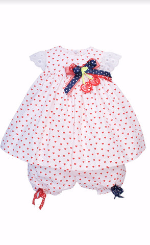 Little Darlings bloomers and dress 4157
