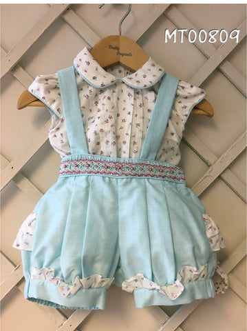Pretty originals dungaree set