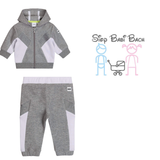 Boss toddler 2 piece tracksuit
