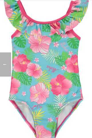 A dee Daryl Hawaii blue swimming costume s204807