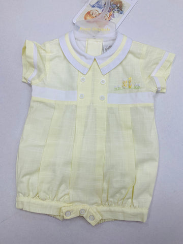 Pretty originals lemon romper dl61801