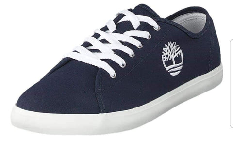 Timberland Newport bay canvas shoe navy