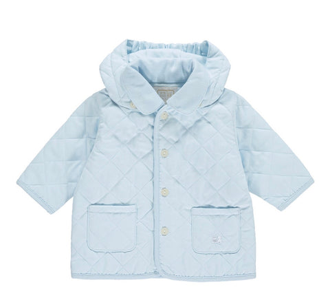 Emile et rose Curtis padded coat 9216pb