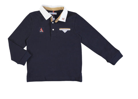 Mayoral polo navy 4128