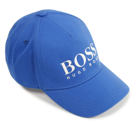 Hugo boss cap blue j21m23