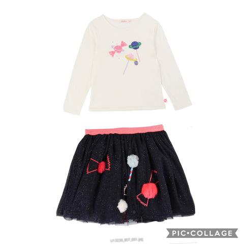 Billieblush tutu and top