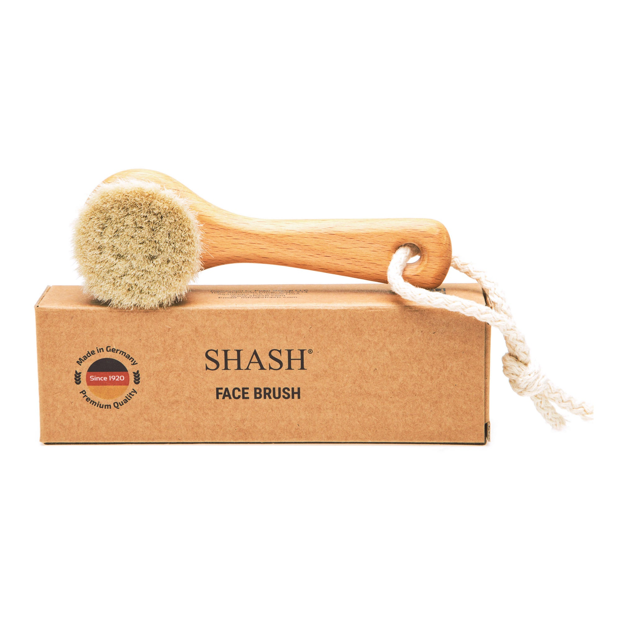 THE SOFT SCRUB FACE BRUSH