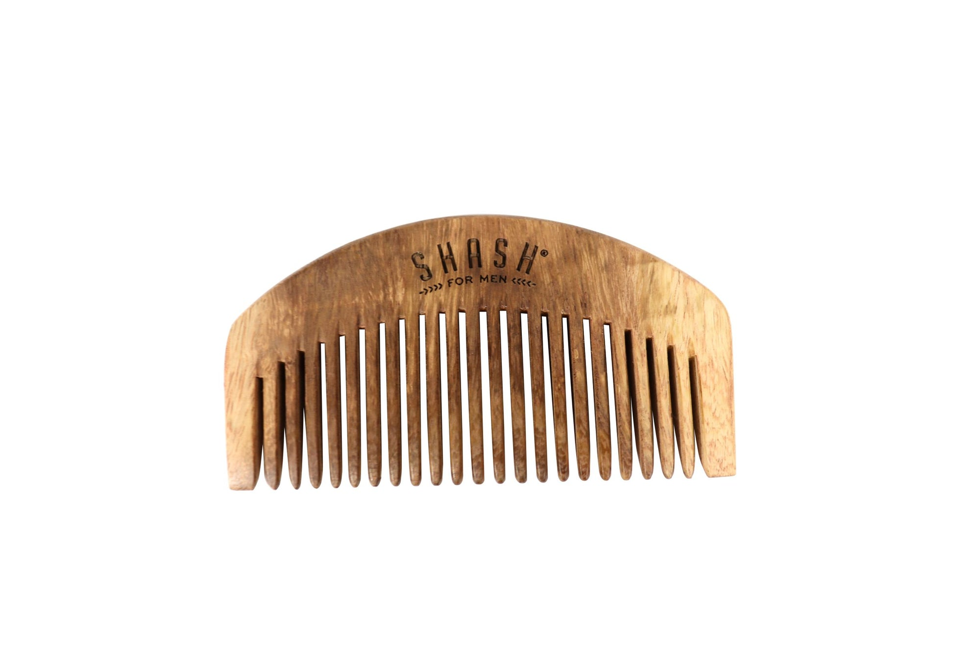 SANDALWOOD BEARD COMB