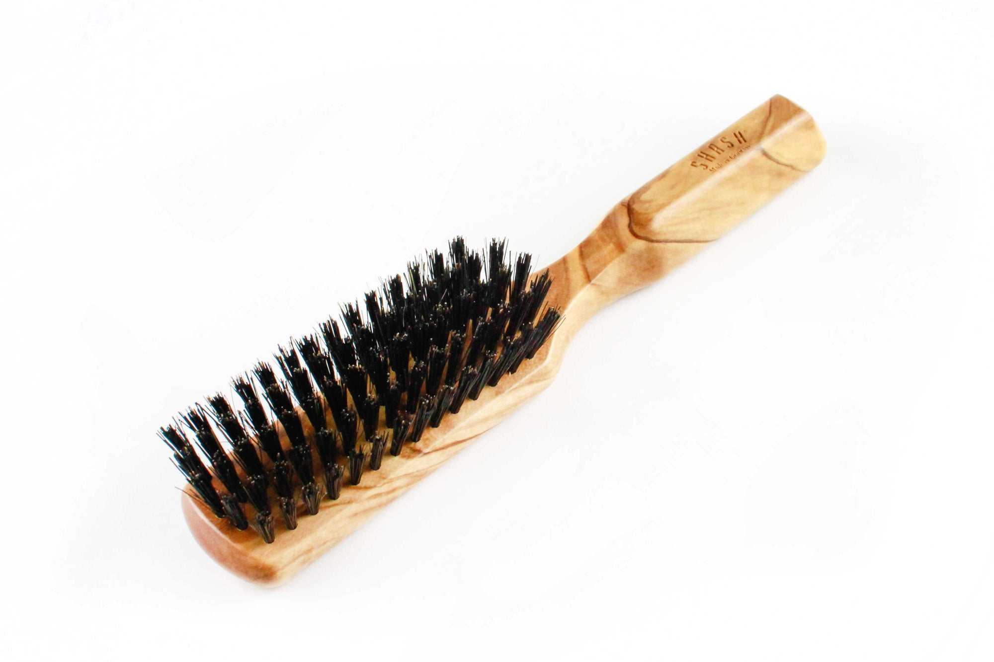 THE TIDY CRAFTSMAN BOAR BRISTLE HAIR BRUSH