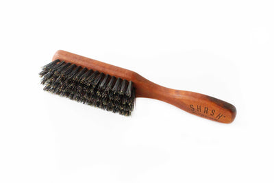 THE ORIGINAL BOAR BRISTLE BEARD BRUSH.