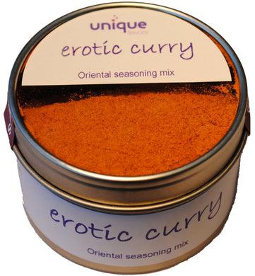 curry spice mix by unique flavors