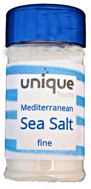 mediterranean sea salt fine