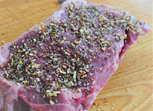 steak with steakery steak seasoning by unique flavors online spice store