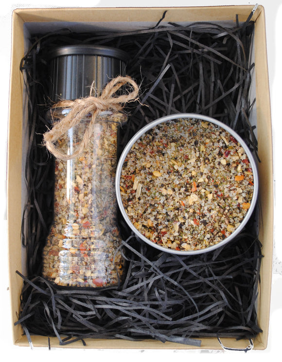 Steak seasoning New York Steak House gift set