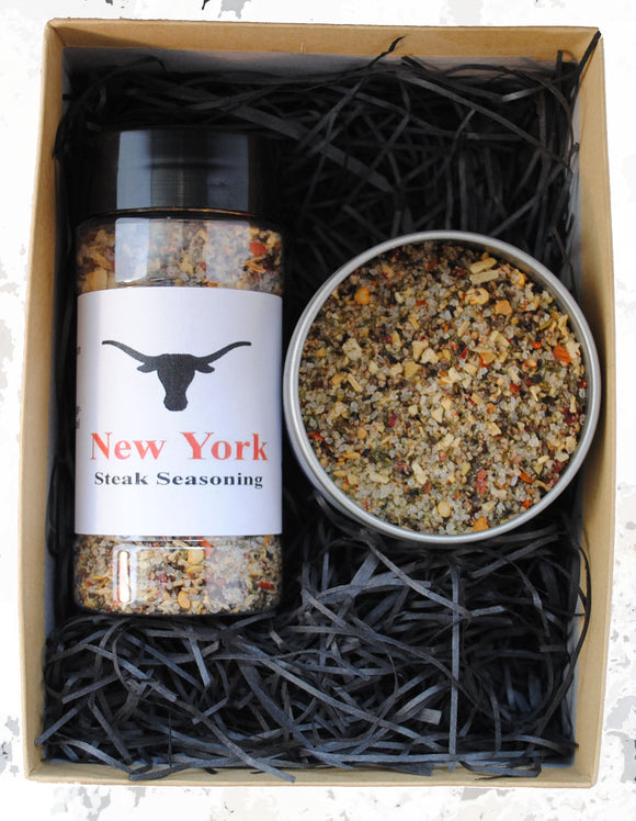 New York Steak House Seasoning Gift Set