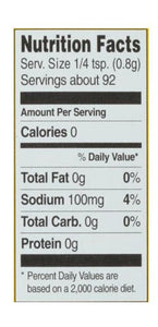 old bay seafood seasoning nutrition facts by mccormick spices