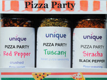pizza seasoning mix with herbs and spices red pepper pizza topping tuscany italian style pizza spice siracha black pepper seasoning by unique flavors