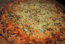 pizza with spicy italian style seasoning mix tuscany herbs and spices