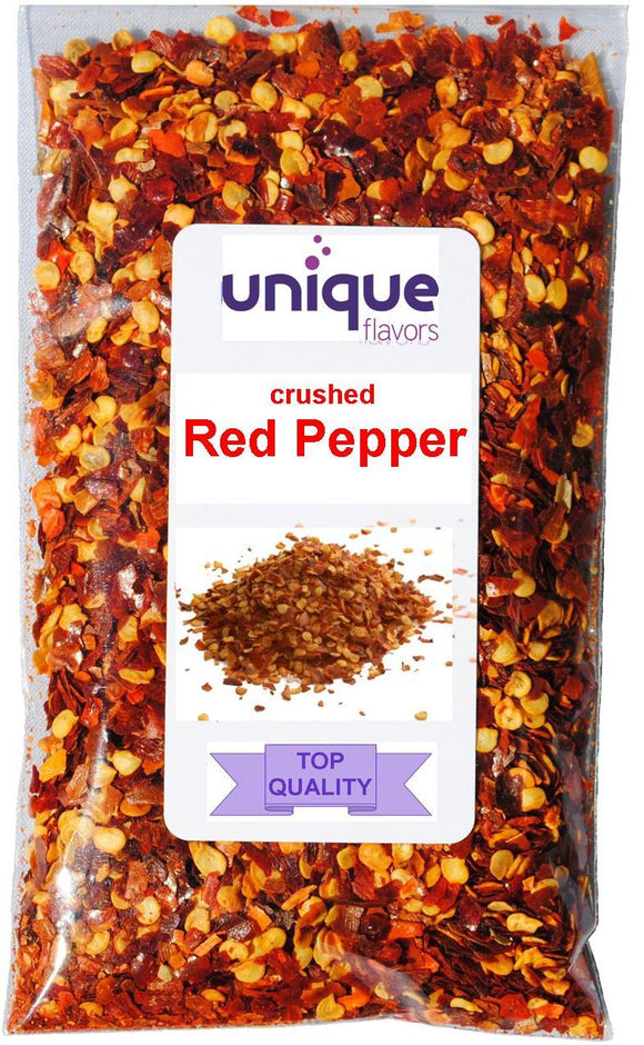 crushed red pepper spice