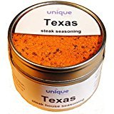 Texas Steak House Seasoning Tin Can