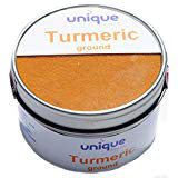 Turmeric ground curcumin spice