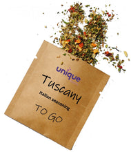 spicy italian style seasoning mix tuscany herbs and spices to go