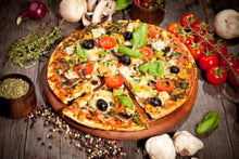 mediterranean pizza seasoning mix with herbs and spices