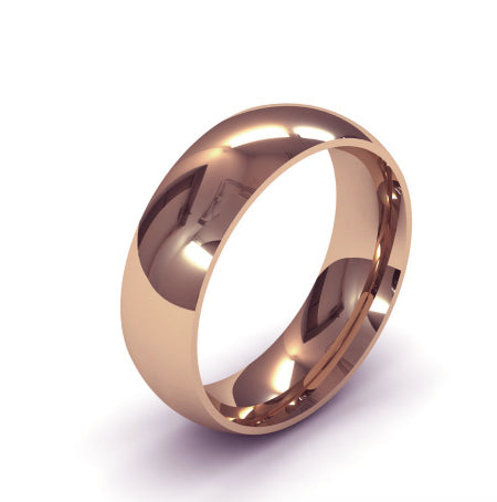 Ursa Comfort - 9ct Gold - 6mm Gold Wedding Band