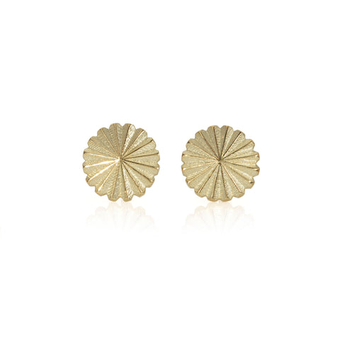 Surya Radial Earrings