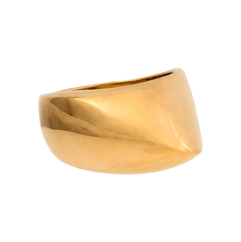 Calla Ring Gold
