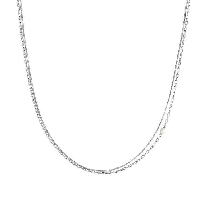 Cantare Necklace Silver