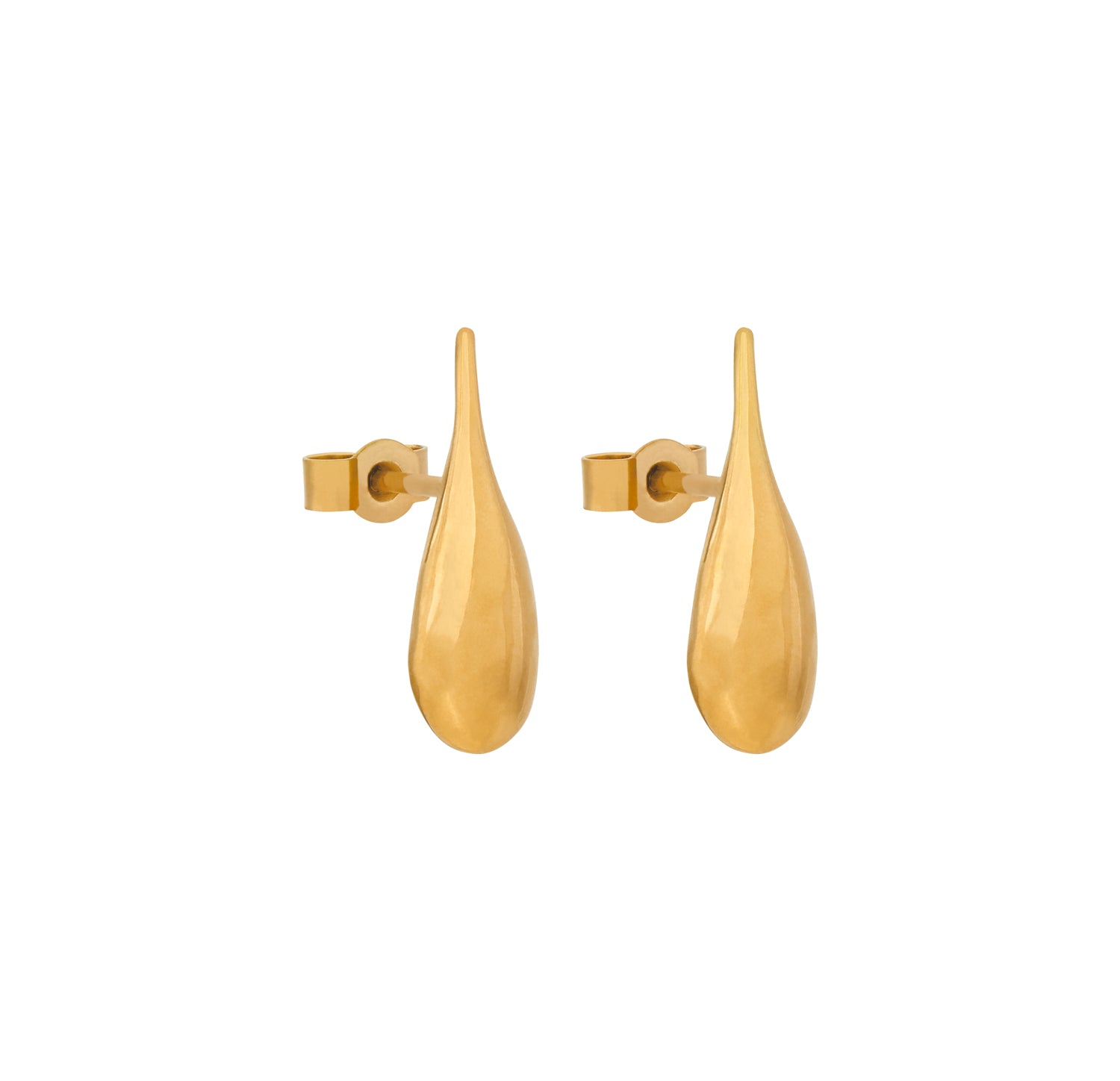 Ina Earrings Gold