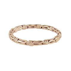 LXXXI 2mm Gold Band