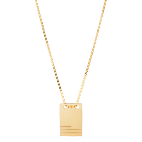 ROBEN NECKLACE GOLD