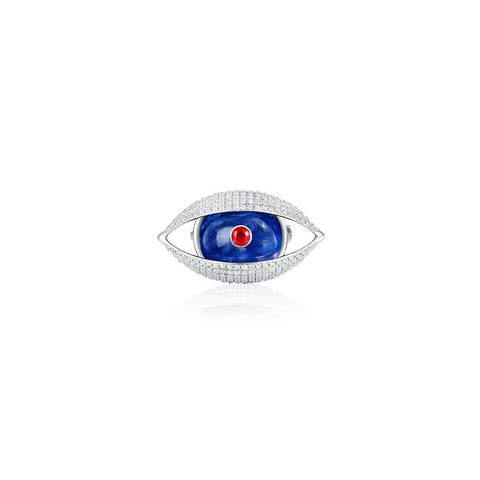 The Eye Brooch