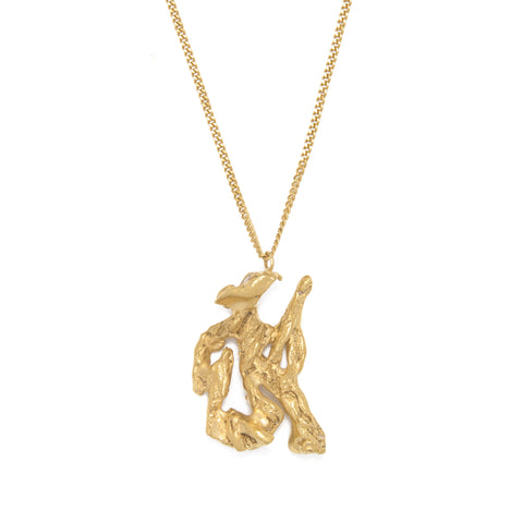 Snake Chinese Zodiac Necklace